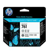 HP 761 Dark Gray & Gray Printhead , CH647A