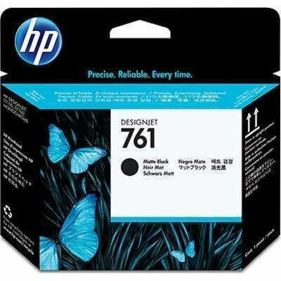 HP 761 Matte Black Printhead , CH648A