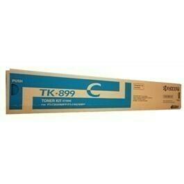 Kyocera TK-899C Cyan Toner Cartridge