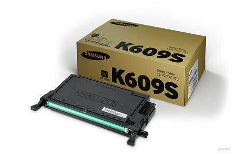 Samsung CLT-K609S / XIP Toner Cartridge, Black