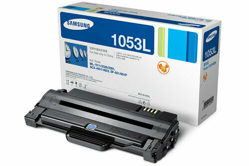 Samsung MLT-D1053L XIP Toner Cartridge, Black