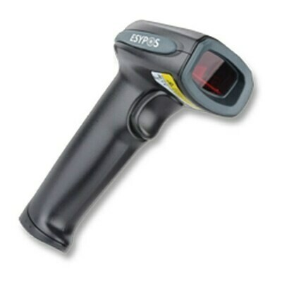 Esypos 313 WL Wireless Laser Color Scanner