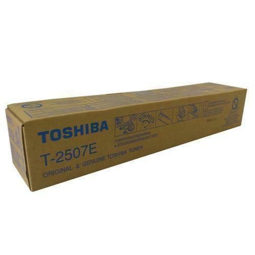 Toshiba T2507 Toner Cartridge, Black