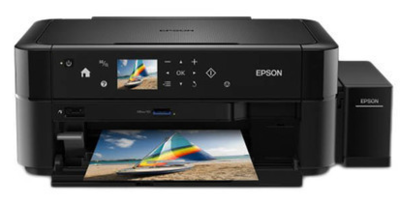 Epson L850 Color Ink tank Printer, PSC, Photo