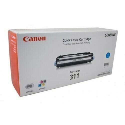 Canon 311 Cyan Toner Cartridge
