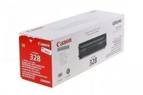 Canon 328 Toner Cartridge, Black