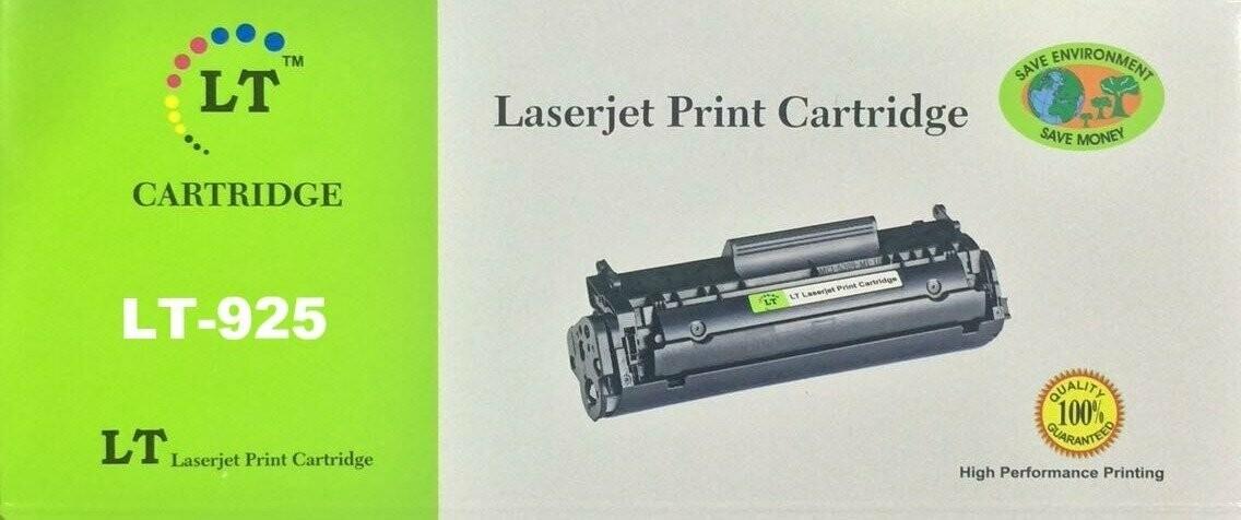 LT 925 Toner Cartridge, Black