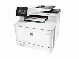 HP M477FDW Color Laser Printer, CF37NA, PSC, Fax, Adf, Duplex, Wifi