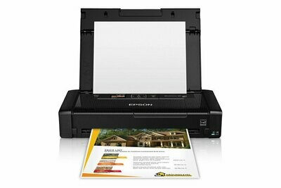 Epson WF 100 Color Single Function Wireless Mobile Printer