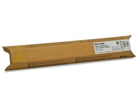 Ricoh, 2030, 841523 Yellow Laser Toner Cartridge