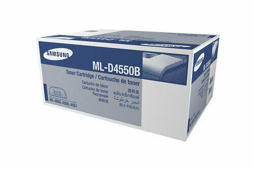 Samsung ML-D4550B / XIP Toner Cartridge, Black