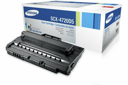Samsung SCX-4720D5 / XIP Toner Cartridge, Black