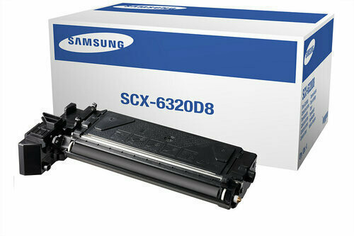Samsung SCX-6320D8 / XIP Toner Cartridge, Black