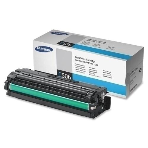 Samsung CLT-C506S / XIP Cyan Toner Cartridge