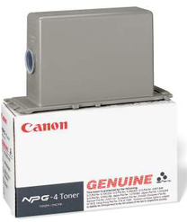 Canon NPG 4 Toner Cartridge, Black