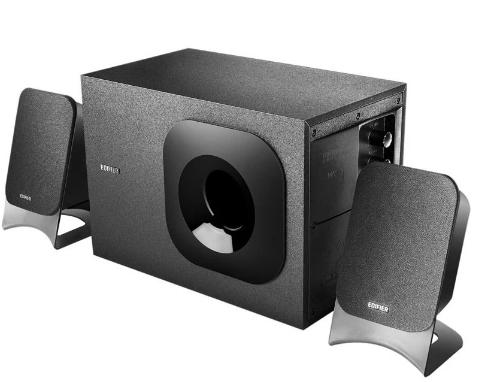 Edifier M1370BT 2.1 Speaker, AUX, BT