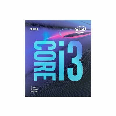 Intel Core i3-9100F 9th Gen Desktop Processor