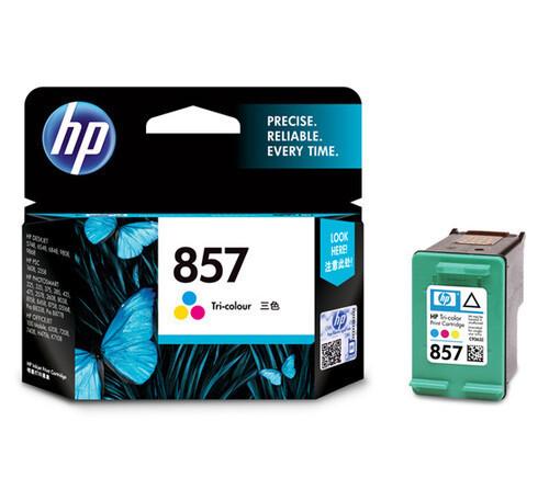 HP 857 Ink Cartridge, Tri Color, C9363ZZ