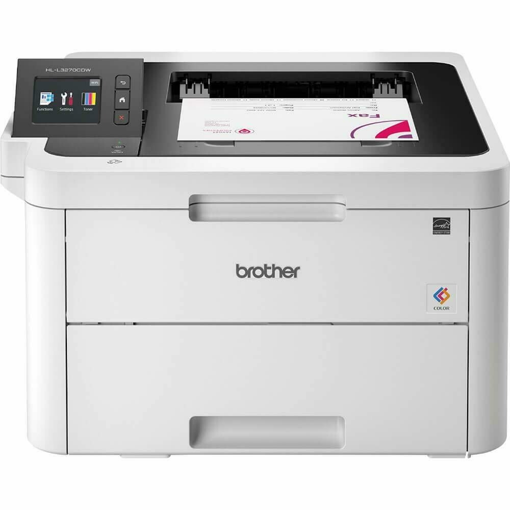 Brother HL-L3270CDW All-in-One Color Wireless Laser Printer