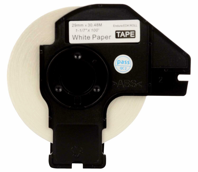 LT Lable Cassette, Dk22210, DK Compatable Roll, 29mm x 30.48mtrs