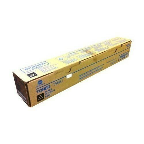 Konica Minolta TN-216 Toner Cartridge, Black