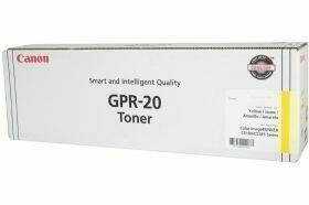 Canon NPG 30 Yellow Toner Cartridge