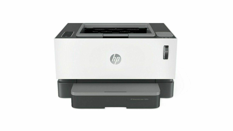 HP Neverstop 1000a Mono Laser Tank Printer