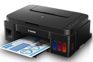 Canon G2000 Color Multi-function Ink Tank Printer