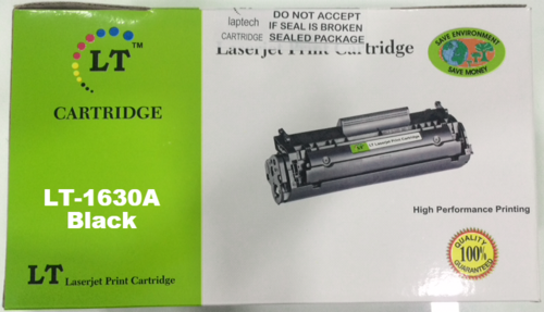 LT D1630A / XIP Toner Cartridge, Black