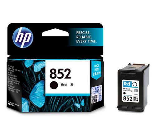 HP 852 Ink Cartridge, Black, C8765ZZ