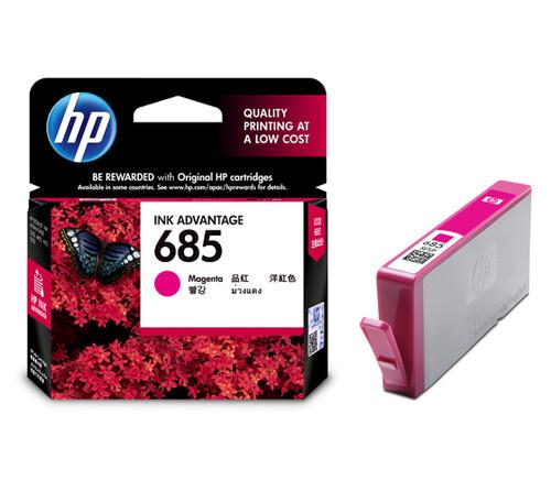 HP 685 Ink Cartridge, Magenta