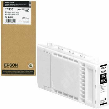 Epson T6935 Ink Cartridge, Matte Black, 350ml