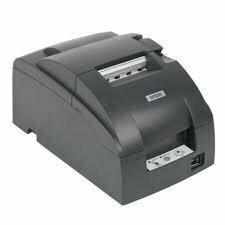 Epson TM-U220D-698 Impact Dot Matrix Printer, Network