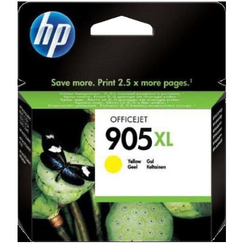 HP 905XL Ink Cartridge, Yellow
