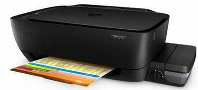 HP GT5821 Color All in One Ink Tank Printer, PSC, Wifi