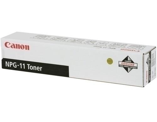 Canon NPG 11 Toner Cartridge, Black