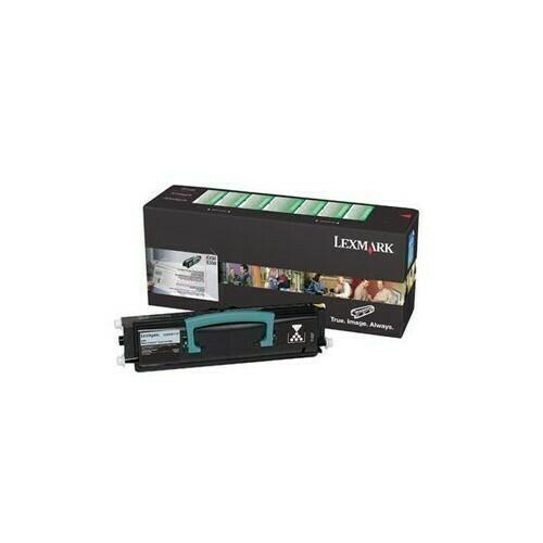 Lexmark E-250dn Toner Cartridge, Black E250H11N
