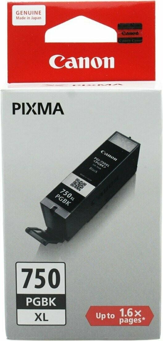 Canon 750XL Ink Cartridge, Black