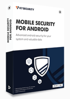 1 Device, 6 Month, K7 Mobile Security, For Android
