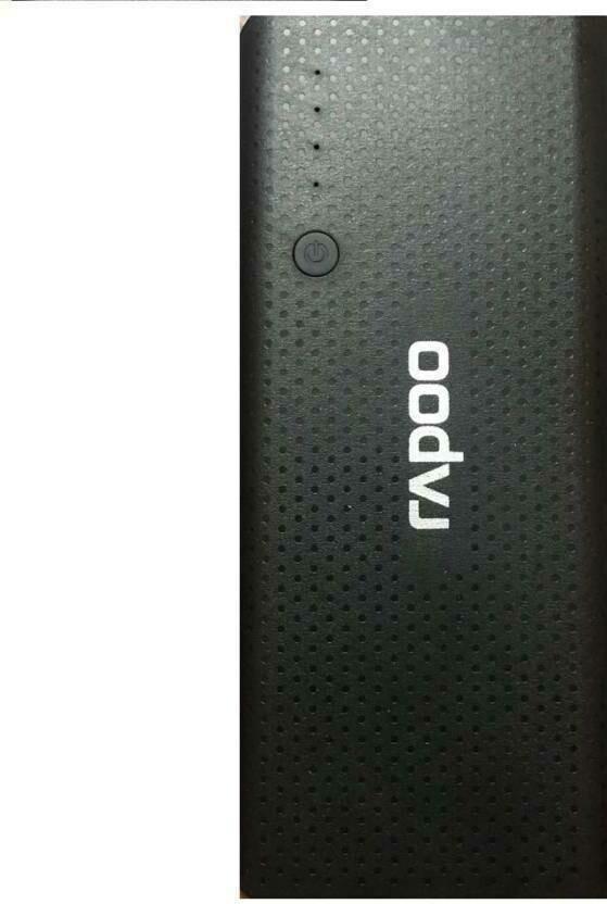 Rapoo 10, 000 mAh Power Bank, P101