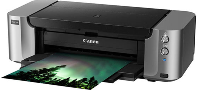 Canon Pro 100 A3+ Color Single Function ink Printer