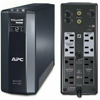 APC 1KVA Battery Backup UPS
