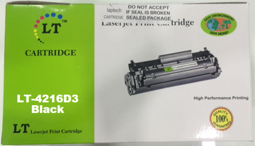 LT 4216D3 / XIP Toner Cartridge, Black