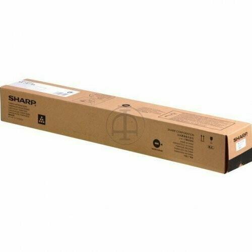 Sharp MX23GTBA Toner Cartridge, Black