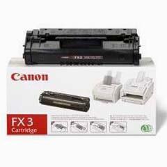 Canon FX3 Toner Cartridge, Black