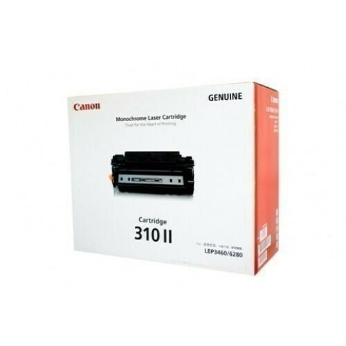 Canon 310 II Large Toner Cartridge, Black
