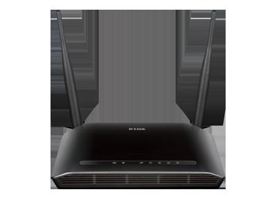 D-Link DIR-615 Wireless Router, WAN Port