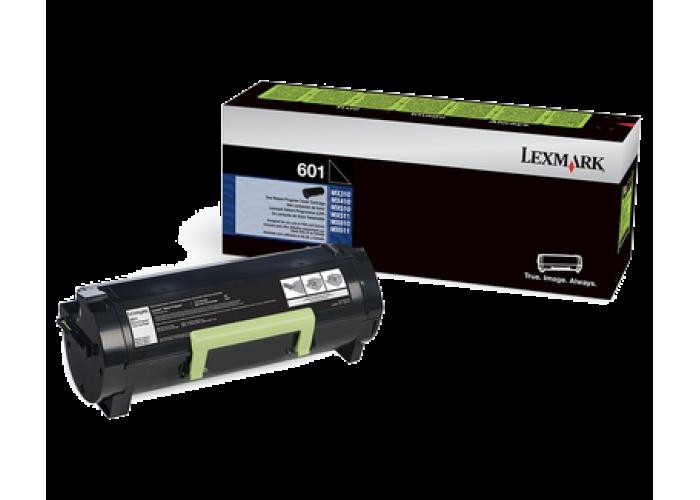 Lexmark 603 Toner Cartridge, Black, 60F3000