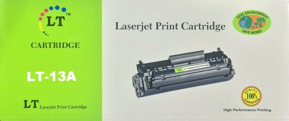 LT 13A Toner Cartridge, Black, Q2613A