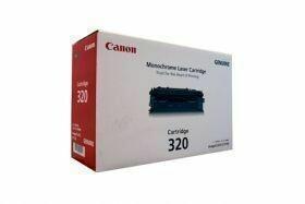 Canon 320 Toner Cartridge, Black